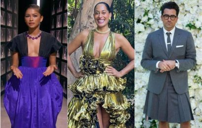Emmy Awards: Most memorable looks from the virtual ceremony