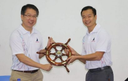 Lincoln Chee re-elected Singapore Sailing Federation president, pledges support for Olympic-bound athletes