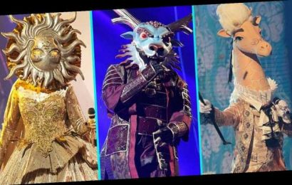 'The Masked Singer': ET Will Be Live Blogging the Season 4 Premiere!