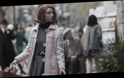 Anya Taylor-Joy's Costumes in The Queen's Gambit Were '60s-Inspired and Made Just For Her