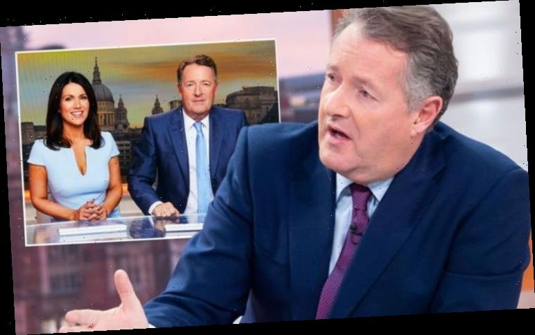 Good Morning Britain most complained about show in lockdown with over 9,000 grievances