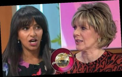 Ruth Langsford's advice to Strictly Come Dancing's Ranvir Singh revealed 'She warned me'