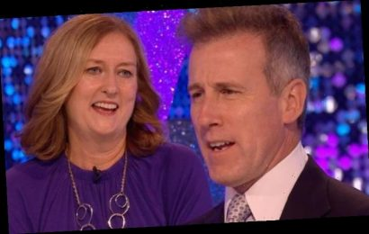 Anton Du Beke exposes concerns for Jacqui Smith over Samba habit: 'This is a new thing'