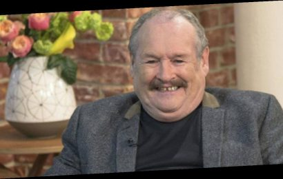 Phillip Schofield says Bobby Ball was 'sweet and kind' in This Morning tribute