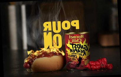 New Hormel canned chili is made with the hottest pepper in the world