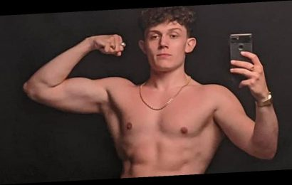 Hollyoaks Tom Cunningham star says he transformed body because he was 'unhappy'