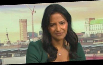 GMB Ranvir Singh backlash over treatment of her dog in awkward Strictly clip