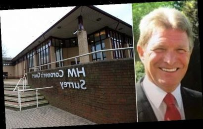 Businessman, 64, who had severe tinnitus hanged himself, inquest hears