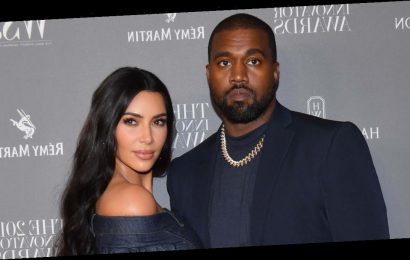 Kim Kardashian changed Kanye West's sheets wearing face shield during rapper's 'scary' Covid-19 battle