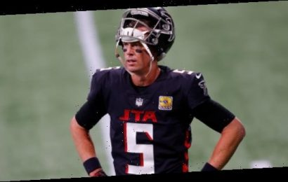 Amid coaching and front-office changes, Falcons owner won't commit to QB Matt Ryan
