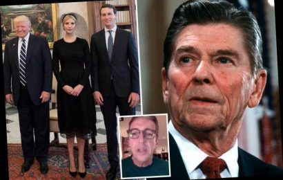 Ronald Reagan's son says his dad would be 'horrified' by Trump's presidency and slams first family as 'grifters'