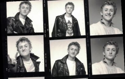 See 'Bill & Ted' Star Alex Winter's Insane Student Film, 'Squeal of Death' (Video)