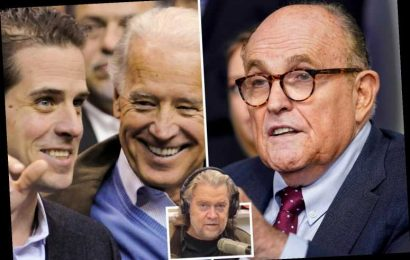 Biden and his entire family need to be investigated by RUDY GIULIANI as special counsel, Bannon says