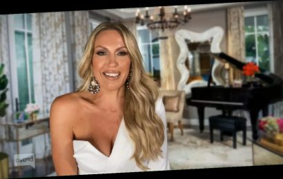 Braunwyn Windham- Burke says husband Sean is an enabler, getting sober has been hard on RHOC star's marriage