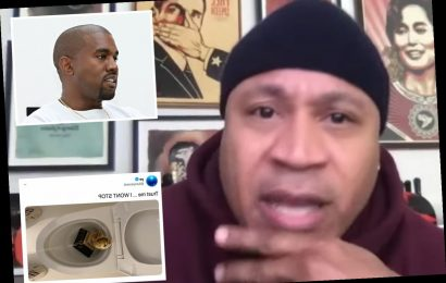 Kanye West SLAMMED by LL Cool J for peeing on his Grammy and other 'disrespectful' behavior in public meltdown