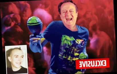 Ex-Prime Minister David Cameron 'was a regular raver gurning at acid house clubs'