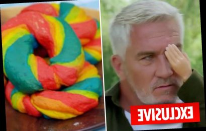 Furious Bake Off fans complain to Ofcom after show mocks Paul Hollywood's 'small hands'