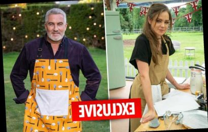 Bake Off's Lottie is 'massive fan' of Paul Hollywood & hopes to 'catch his eye'
