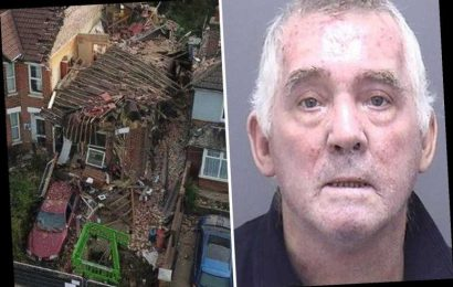 Vengeful ex-husband who blew up family home with himself and ex-wife inside dies in prison