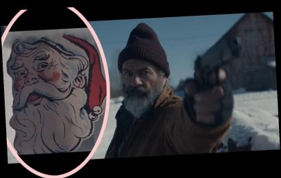 Twitter Can't Deal With Mel Gibson's Violent Santa Claus Movie!