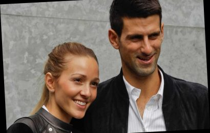 Who is Novak Djokovic's wife Jelena and how many children does Serbian tennis star have with her? – The Sun