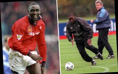 Man Utd legend Andy Cole reveals explosive row with Kevin Keegan that led to him quitting Newcastle for Old Trafford