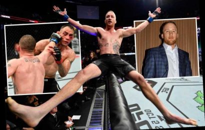 Justin Gaethje is the super-smart UFC star with a degree in Human Services but a 'killer' in the cage who loves to fight