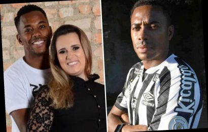 Robinho denies rape claims but admits cheating on wife as Santos suspend deal over sexual assault charge