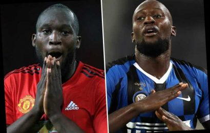 Former Man Utd striker Romelu Lukaku reveals he was desperate to leave for Inter after being branded 'slow' and 'lazy'