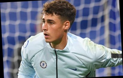 Kepa reveals shock over Chelsea axe by Frank Lampard and says 'I wasn't expecting it' despite numerous blunders