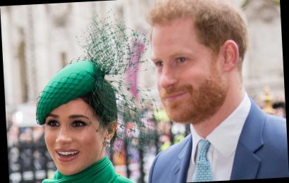 Meghan Markle and Prince Harry unveil beige post-Megxit 'Archewell' website to replace Sussex Royal