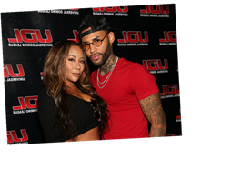Exclusive: Hazel-E Dishes on 1-Year Marriage With De'Von, Motherhood, and Her Next Moves