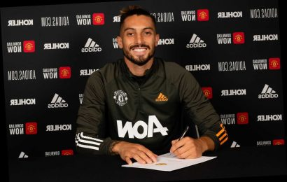 Alex Telles seals Man Utd transfer on £18m deal from Porto after Spurs humiliation exposed need to replace Shaw