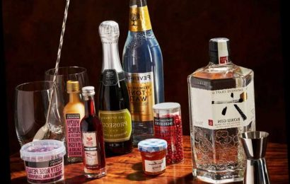 John Lewis and Waitrorse launch Cocktails at home kits and they're perfect for a Friday night