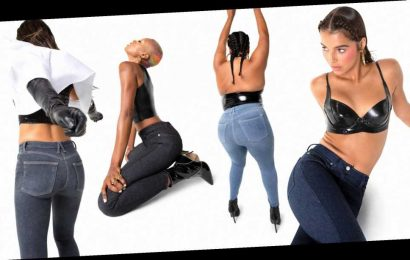 Good American Drops 'One-Size-Fits-Four' Denim Designed to Adapt to Normal Weight Fluctuation in Women