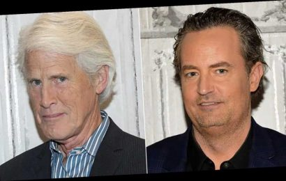 The truth about Keith Morrison and Matthew Perry's relationship