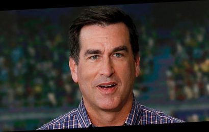 The Hangover star Rob Riggle's wife files for divorce after 21 years