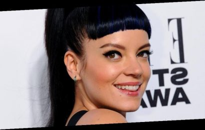 Lily Allen Debuts Her Very Own Adult Toy