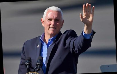 Pence to start 'very aggressive' schedule in final election push