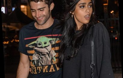 Max Ehrich Cozies Up to American Idol's Sonika Vaid After Demi Lovato Split