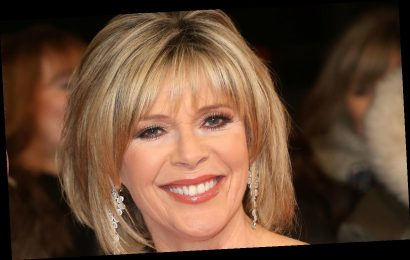 This Morning star Ruth Langsford's black sequin face mask sparks debate