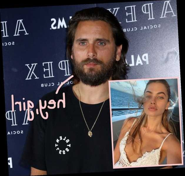 Scott Disick Spotted With ANOTHER Young Model — Who Looks A Bit Like Sofia Richie