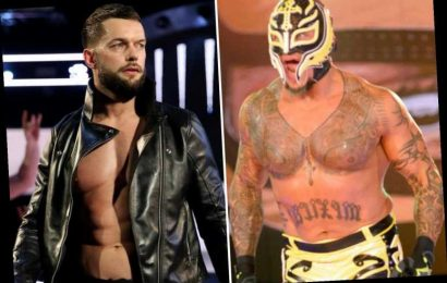 WWE legend Rey Mysterio picks Finn Balor as dream Hell in a Cell match after fighting NXT star just once in past
