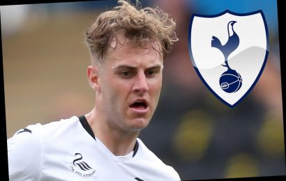 Tottenham in talks to sign Joe Rodon in deadline-day transfer but trying to lower Swansea's asking price to £15m