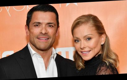 Kelly Ripa, Mark Consuelos address fans' comments about 'stuffing his pants' after Halloween throwback photo