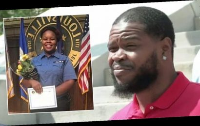 Breonna Taylor's boyfriend Kenneth Walker says he just wants 'her name to live on' as attorneys slam case