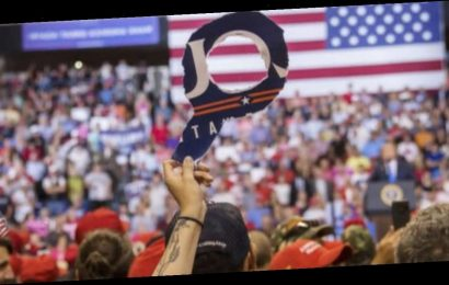 Facebook bans QAnon pages, groups and Instagram accounts