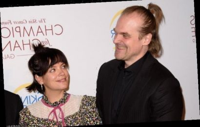 Lily Allen Hints at Waiting for a Bit Before Having Kids With Husband David Harbour