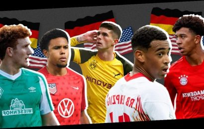 US soccer's best young players are moving thousands of miles from home and flocking to Germany, and it's all down to one man: Christian Pulisic