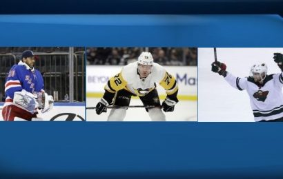 Puck already dropped on NHL off-season that could be a frenzy